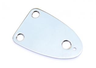 3 Hole Neckplate • Chrome