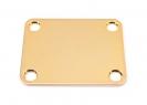 4 Hole Neckplate • Gold