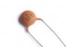 Ceramic Disc Capacitor • .01 uF