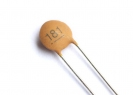Ceramic Disc Capacitor • 180 pF