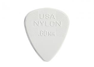 Dunlop Pick • Nylon Standard • .60 Light Grey