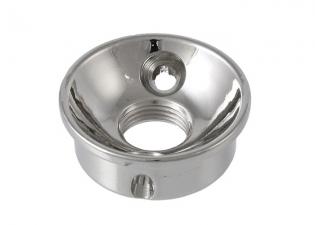 Electrosocket Telecaster® Style Jackplate Cup • Chrome