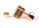 Gotoh® SD91 6-In-Line Vintage Tuners • Gold