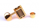 Gotoh® SD91 6-In-Line Vintage Tuners • Gold • Left Handed