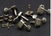 Gotoh® SD91 6-In-Line Vintage Tuners • Nickel • Aged/Relic