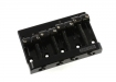 Gotoh® Bass Bridge • 201B-4 • Black