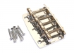 Gotoh® Bass Bridge • 203B-4 • Chrome