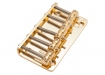 Gotoh® 5 String Bass Bridge • 205B-5 • Gold