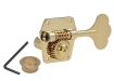 Gotoh® GBR640 Reverse Wind Res-O-Lite Bass Tuners • Left Or Right Side(Reversible) • Gold