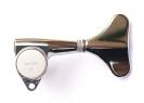Gotoh® GB7 Mini Bass Tuning Key • Chrome • Left Side