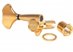 Gotoh® GB707 Mini Bass Tuning Keys • Gold • 4x Right Side