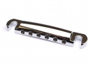 Gotoh® Stopbar Tailpiece • Chrome • Metric Studs