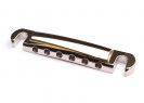 Gotoh® Stopbar Tailpiece • Nickel • Metric Studs