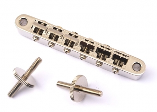 Gotoh® Tune-O-Matic Bridge • Modern ABR-1 • Nickel