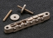 Gotoh® Tune-O-Matic Bridge • Modern ABR-1 • Nickel • Aged/Relic
