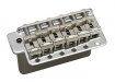 Gotoh® Vintage Stratocaster® Style Tremolo Bridge • Stamped Saddles • Chrome