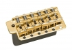 Gotoh® Vintage Stratocaster® Style Tremolo Bridge • Stamped Saddles • Gold