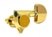 Gotoh® 3x3 Tuners • SG301 (Grover® Style) • Gold • Kidney Button