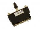 Hosco/Gotoh® Metric Lever Switch • YM-50 5-Way