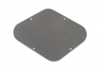 LP® Style Control Backplate • Black
