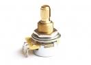 Mini Potentiometer • USA • 250k • Split Shaft • CTS®