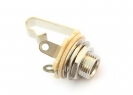 Switchcraft® Output Jack Socket • Mono • Nickel