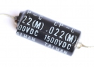 Taihan Black Bee Paper In Oil Capacitor • .022 uF