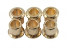Kluson® Tuner Bushing • Metric • 8.85 mm OD / 6.14 mm ID • Gold