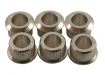 Kluson® Tuner Bushing • USA • 10.5 mm OD / 6.35 mm ID • Nickel