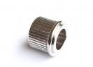 Kluson® Tuner Bushing • USA • 10 mm OD / 6.35 mm ID • Nickel