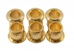 Kluson® Tuner Bushing • USA • 8.85 mm OD / 6.48 mm ID • Gold