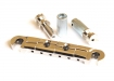 Wilkinson®/Gotoh® Adjustable Wraparound Combination Bridge/Tailpiece • Nickel